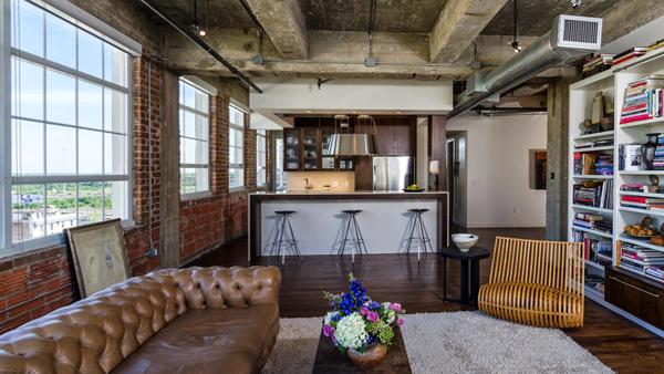 Мебель для гостиной в современном стиле (лофт) - 2