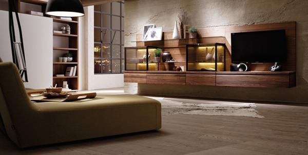 Мебель для гостиной в современном стиле (лофт) - 3