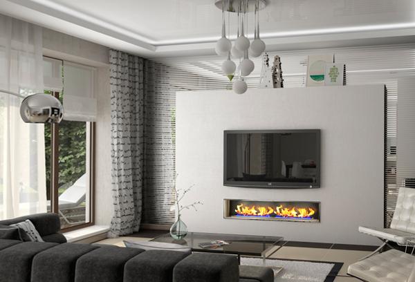 Мебель для гостиной в современном стиле (минимализм) – 1