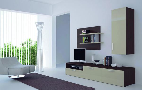 Мебель для гостиной в современном стиле (минимализм) - 2