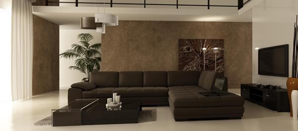 Мебель для гостиной в современном стиле (минимализм) - 4