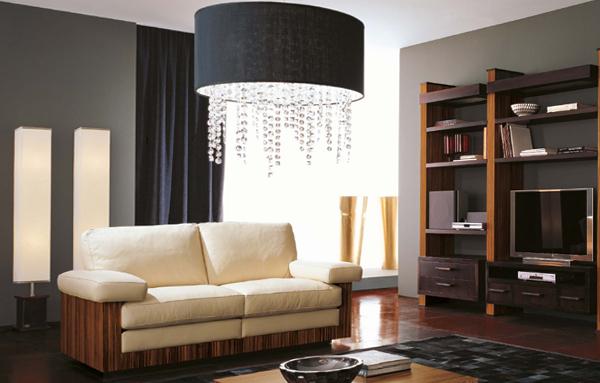Мебель для гостиной в современном стиле (модерн) – 1
