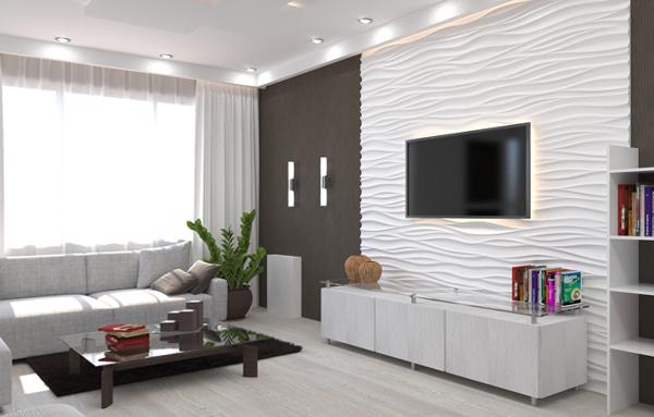 Мебель для гостиной в современном стиле (модерн) - 2