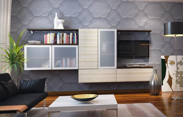 Мебель для гостиной в современном стиле (модерн) - 3