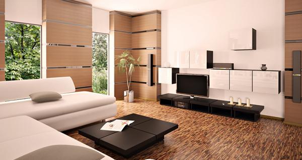 Мебель для гостиной в современном стиле (модерн) - 4