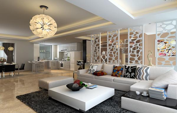 Гостиная в современном стиле (мебель модерн) - 5