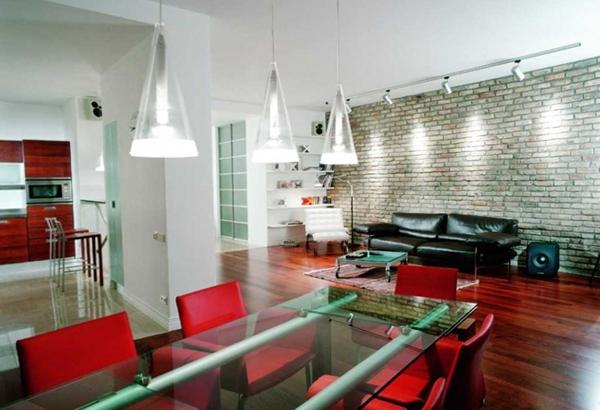 Мебель для гостиной в современном стиле (техно) - 4