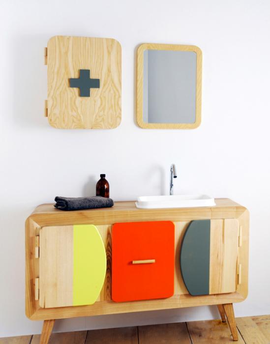 Мебель для ванной комнаты - 3
