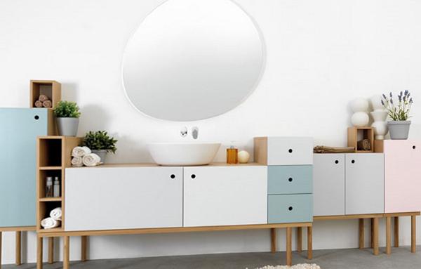 Мебель для ванной комнаты - 4