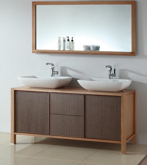 Мебель для ванной из дерева - 2