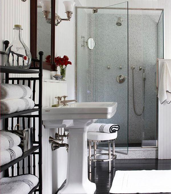 Мебель для ванной комнаты (душевая кабина) - 1