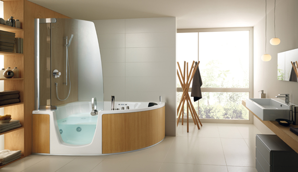 Bathroom furniture (shower) - 2