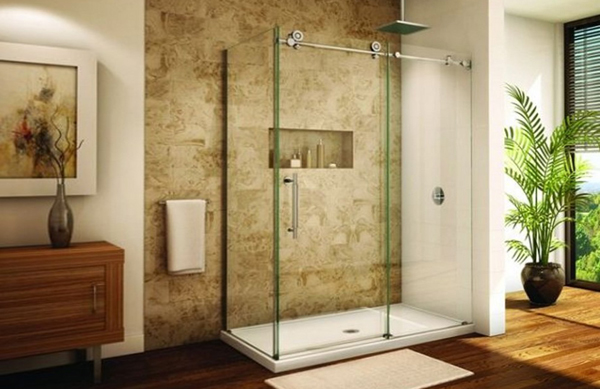 Bathroom furniture (shower) - 3