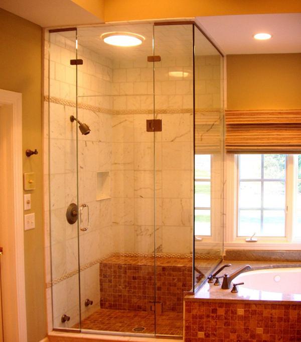 Мебель для ванной комнаты (душевая кабина) - 4
