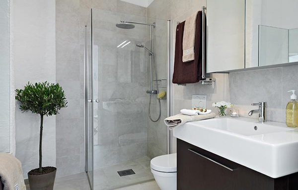 Bathroom furniture (shower) - 5