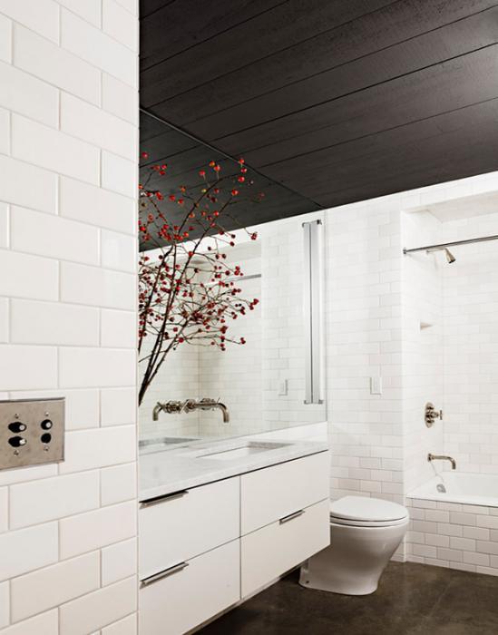 Этническая мебель для ванной комнаты - 1