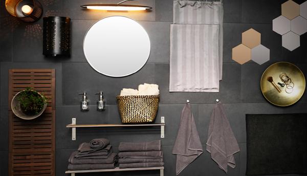 Этническая мебель для ванной комнаты - 5