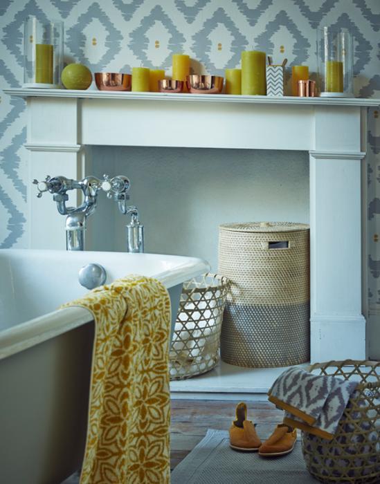 Фьюжн мебель для ванной комнаты - 1
