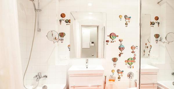 Фьюжн мебель для ванной комнаты - 4