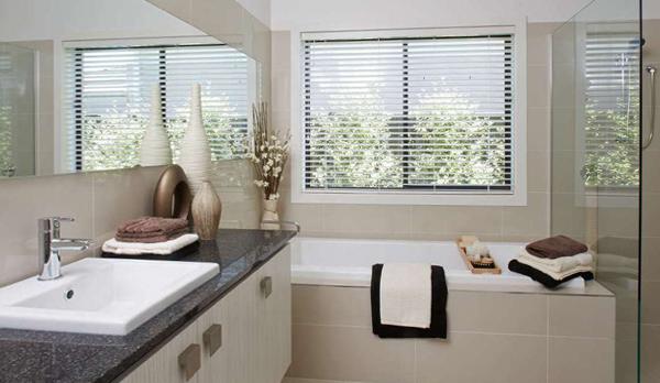 Мебель для ванной в стиле фьюжн - 3