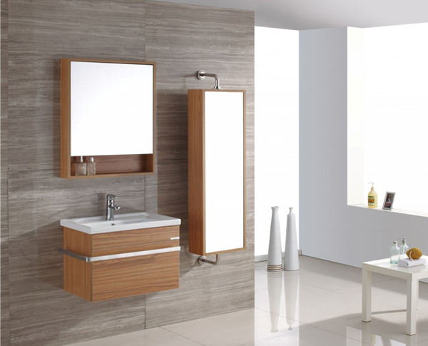 Furniture for a bathroom from MDF / chipboard - 1