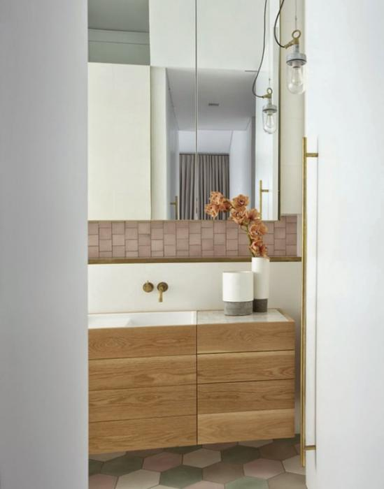 Furniture for a bathroom from MDF / chipboard - 2