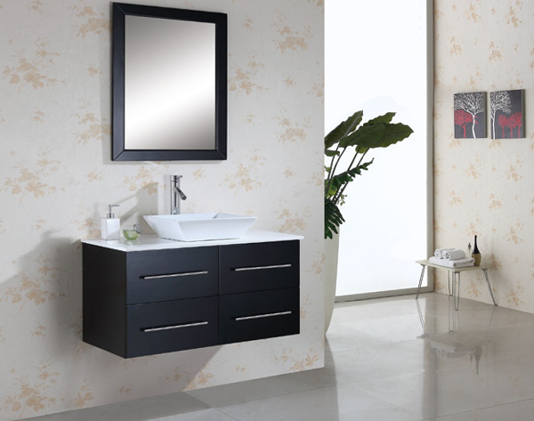 Furniture for a bathroom from MDF / chipboard - 3