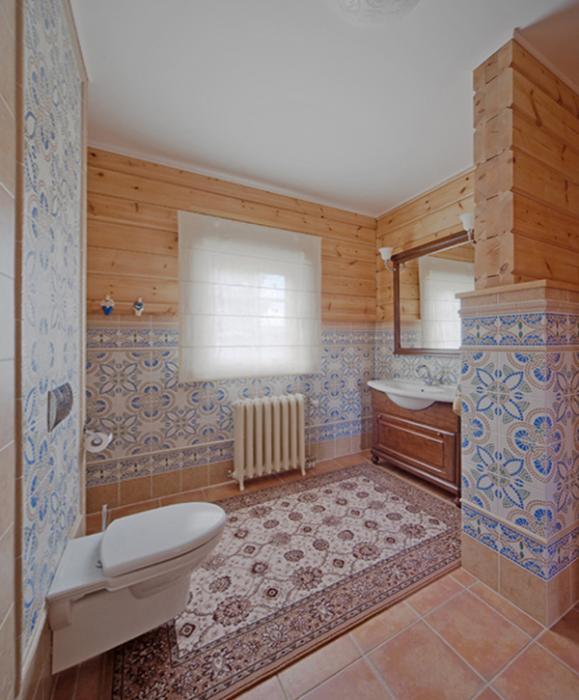 Кантри мебель для ванной комнаты - 3