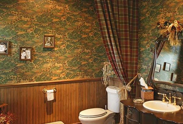 Кантри мебель для ванной комнаты - 4