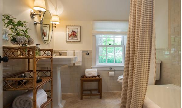 Мебельдля ванной комнаты в стиле кантри - 5