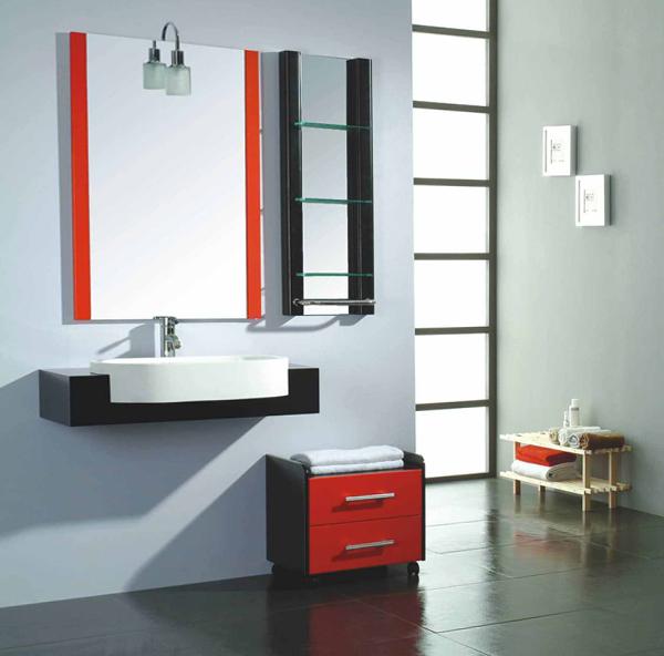 Мебель для ванной из металла - 2