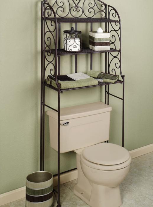 Мебель для ванной из металла - 3