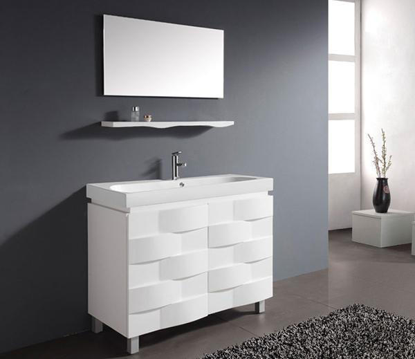 Мебель для ванной из металла - 4