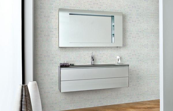 Мебель для ванной из металла - 5
