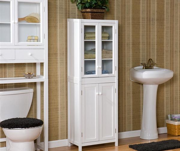 Мебель для ванной комнаты (пенал) - 5
