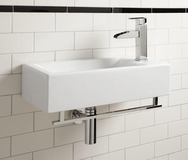 Обычная раковина для ванной - 2