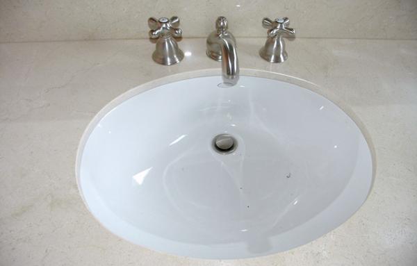 Обычная раковина для ванной - 3