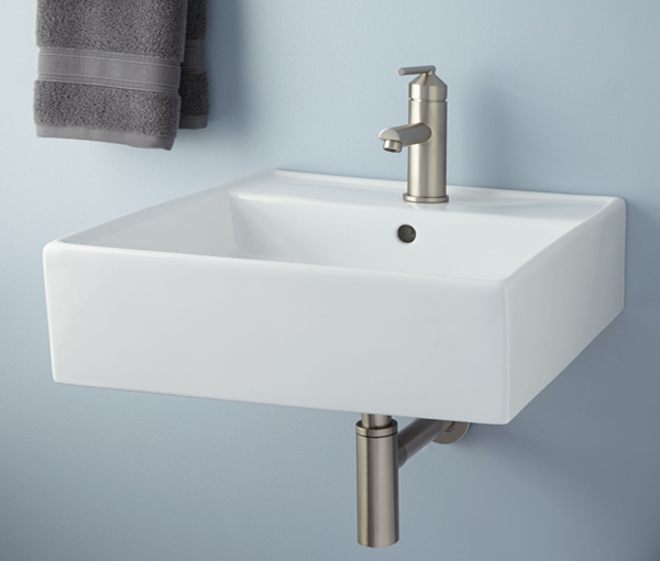 Regular sink for bathroom - 4