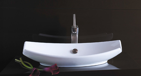 Regular sink for bathroom - 5