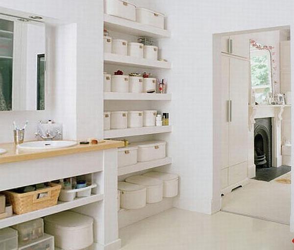 Шкафчики в ванную - 1