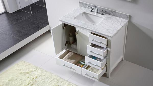 Тумбы для ванной - 1