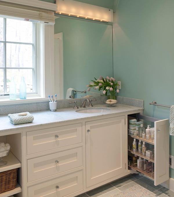 Мебель для ванной комнаты (тумба) - 1