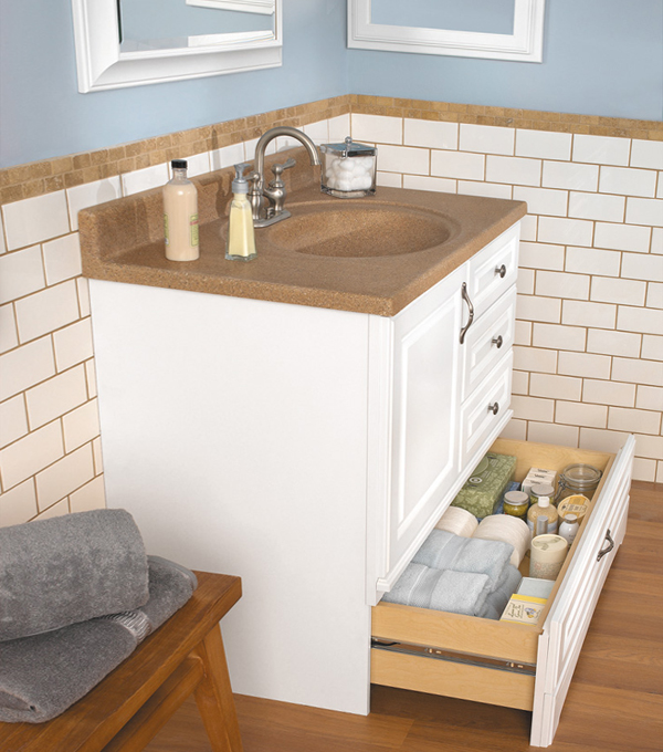 Bathroom furniture (dresser) -3