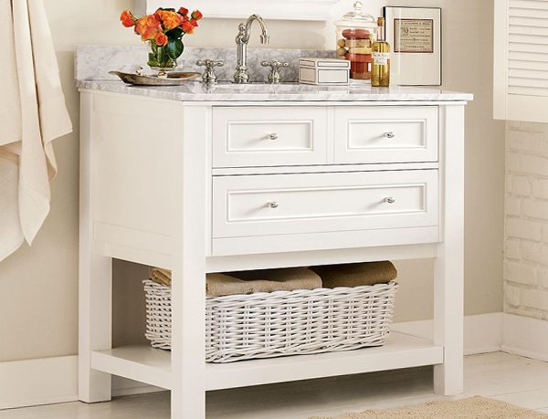 Bathroom furniture (dresser) -5