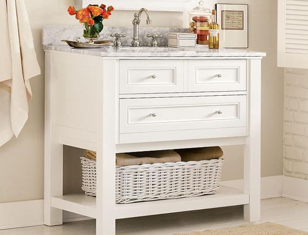 Мебель для ванной комнаты (тумба) -5