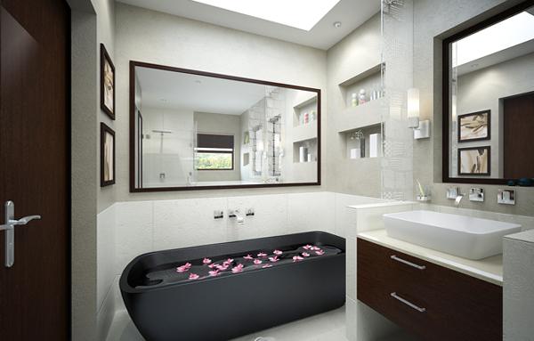Мебель для ванной комнаты (ванна) - 1