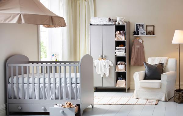 Мебель Икеа для детской (хранение) – 1
