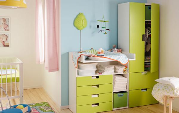 Мебель Икеа для детской (хранение) – 2