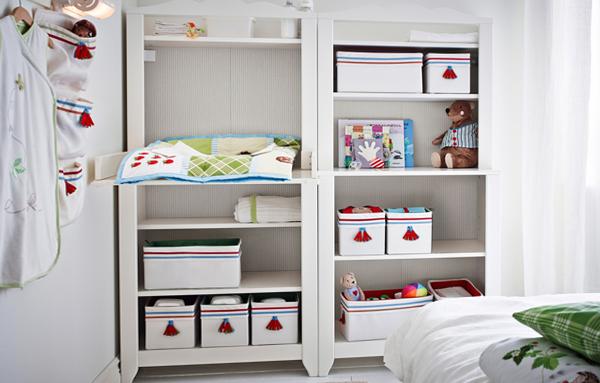 Мебель Икеа для детской (хранение) – 3