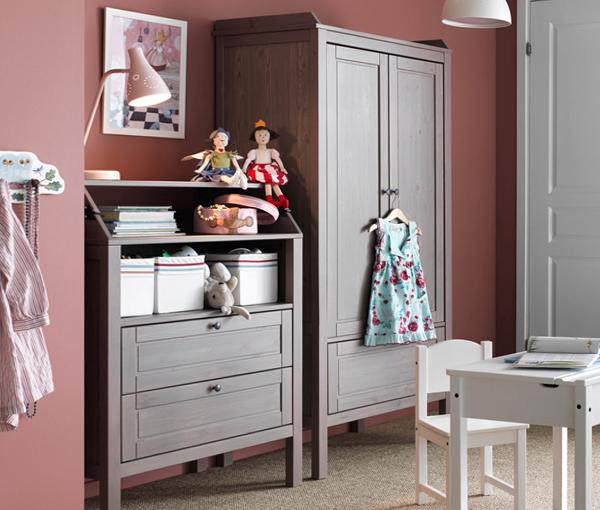 Мебель Икеа для детской (хранение) – 5